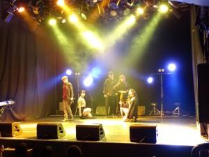 【新宿校】2/25(日) 10th VOAT LIVEが初台The DOORSで開催されました。