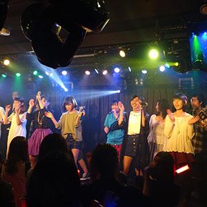 【原宿】3/25(日) 5th SUPER ANISON LIVE を開催します